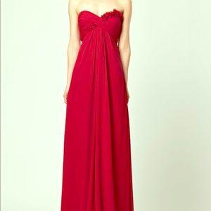 Monique Lhullier full length gown